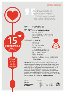 akcja charytatywna_plakat